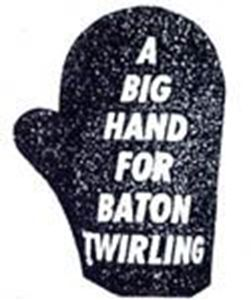 Picture of Foam Twirling Mitt