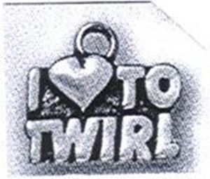 Picture of Love to Twirl Charm