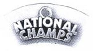 Picture of National Champs Charm