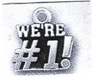 Picture of We Are #1 Charm