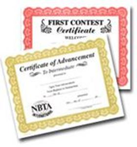 Picture of Certificates