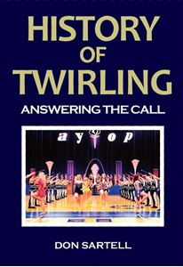 Picture of History of Twirling